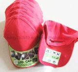 Красный 100%хлопок бейсбола/спорт (DH-LH62720)