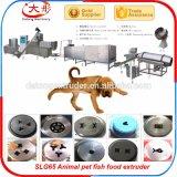 Chaîne de fabrication d'extrusion d'aliment pour animaux familiers de crabot/