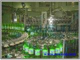 Machine recouvrante de remplissage de bouteilles d'animal familier