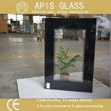 vidro Tempered impresso do frame de 4mm tela de seda para o vidro do vidro do forno/dispositivo