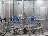 Automatische flüssige Flaschen-Füllmaschine mit mit einer Kappe bedeckender beschriftenzeile