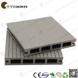 Decking contínuo recicl barato do composto de China WPC