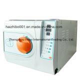 Sterilizer da autoclave do vácuo do pulso da classe da clínica B da parte superior do banco da parte alta de China (HP-PVS23B)