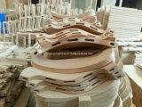 Máquina de madeira do Shaper da cópia da curvatura da parte traseira da cadeira