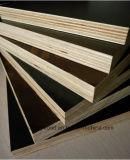 La construcción Shuttering la película de Brown hizo frente a la madera contrachapada