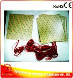 370*525*1.5mm 3D Printer Verwarmde RubberVerwarmer van het Silicone van het Bed 230V 890W
