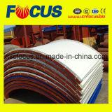 セメント、粉およびフライアッシュを保存するための低価格の長い生命時間セメント・サイロ