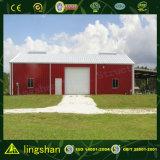 Qualitäts-heller Stahl-vorfabriziertes Lager mit CER Bescheinigung (L-S-011)