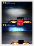 Lumière de moto de phare de base bilatéral du phare A08-01 DEL H4 DEL de DEL pour la moto