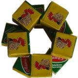 Порошок и кубик приправой цыпленка хорошего качества и низкой цены