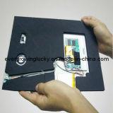 Kundenspezifischer LCD-Bildschirm-Videokarte für Geschäfts-Förderung