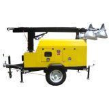 照明Tower Diesel Generator (4KW-12kW)