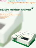 Analyseur semi-automatique de la chimie BS3000