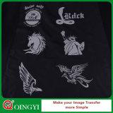 Vinyle en gros de T-shirt de transfert thermique de Qingyi