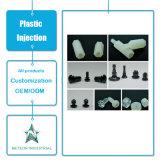 中国の製造業者は産業機械の部品のためのプラスチック注入ねじナット型をカスタマイズした