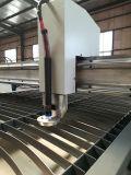 Machine de découpage de laser de plasma de commande numérique par ordinateur pour l'acier inoxydable