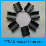 Подгонянный магнит этапа магнита неодимия дуги постоянный для генератора