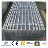 Qualitäts-quadratischer Maschendraht, galvanisiertes geschweißtes Maschendraht-Panel