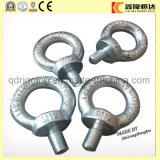 Boulons d'oeil de levage normaux d'acier inoxydable DIN par le fournisseur de la Chine