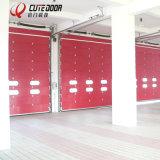 Современном китайском коммерческого промышленного вид в разрезе верхней боковой сдвижной двери затвора салона гаража
