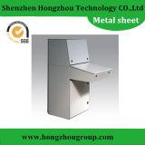 Cabina del metal de hoja y Bending con +/- la tolerancia de 0.01m m