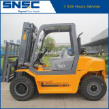 Forklift 5tons Cpcd50 Diesel resistente de China