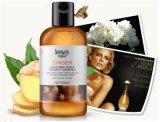 Shampoo natural chino de la pérdida del pelo del jengibre herbario natural