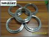 Aluminio del CNC de la alta precisión hecho trabajando a máquina dando vuelta a tornear