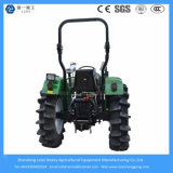 Direkter Hersteller 3 Standard55hp 4WD Bauernhof der Punkt-Anhängevorrichtungs-/landwirtschaftlich/Garten/Vertrag/Minitraktor