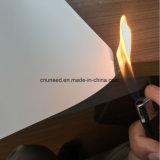 Занавесы светомаскировки занавеса ролика стеклоткани PVC сделайте водостотьким и Пожара-Retardent