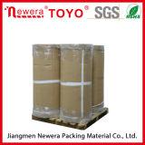 Nastro adesivo enorme di trasporto dell'imballaggio del rullo BOPP per uso impaccante