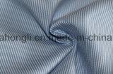 Tessuto a strisce di T/R/C tinto filato, 45%Polyester 25%Cotton 25%Rayon 5%Spandex, 230GSM
