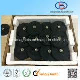 TPR/TPE/TPVのゴム製カバーかコーティングの常置新磁石の鍋またはホック
