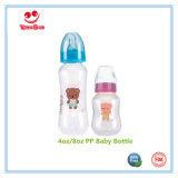 Normaler Stutzen BPA geben pp.-Baby-führende Flasche in 2oz/4oz/8oz frei