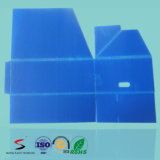 Caixa ondulada plástica PP plásticos da caixa padrão dobrável que embala a caixa de dobramento