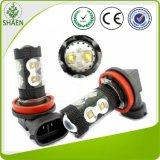 Автомобильных запчастей 50W КРИ светодиодная лампа противотуманного фонаря