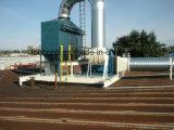 溶接の粉砕の発煙の抽出システムのための多重カートリッジ集じん器