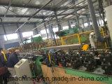 Fábrica real de maquinaria automática da grade de T