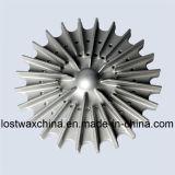 moldeo de precisión, la precisión de fundición de metal
