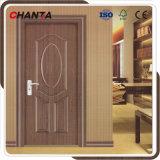 中国からの木のドアデザインメラミンドアの皮