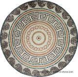 Mistura de azulejos do piso de mosaico em mármore para decoração de Hall Hotel