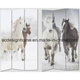 جيّدة يبيع حيوانيّ حصان حجر السّامة طاووس قطريّة دبّ 3 لوح نوع خيش/خشبيّة شاشة & [رووم ديفيدر]