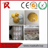 """"""" riflettore di ceramica della via della vite prigioniera della strada dell'indicatore della strada della pavimentazione 4"""