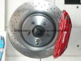 Le châssis partie le rotor de disque de frein