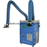 3HP Dust Collector Double Filter Cartridge Fabric Dust Collector per Ventilation System