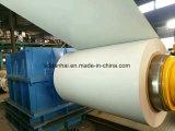 Bobines en acier à base de galvanique en acier inoxydable pré-imprégnées en Chine / Bobines en acier PPGL ornementées / Acier galvalumé prépainté
