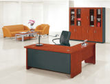 La moderna forma de L Director General de alta calidad escritorio ejecutivo (FECM909)