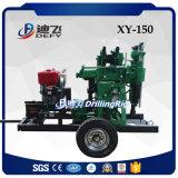 Tipo portátil equipamento Drilling Multifunction de poço de água de Xy-150