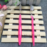 4~5star beschikbare Goedkope Transparante Tandenborstel voor Hoogwaardig Hotel