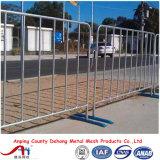 Galvanisierter temporärer Barrikade-Zaun/gekrähte Steuersperre für Verkauf vom China-Lieferanten